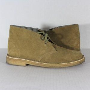Clarks Originals 72073  Lace Up Desert Boots Q317